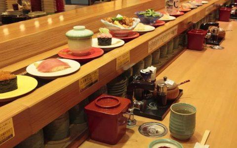 """日本""""回转寿司""""是如何诞生的?"""