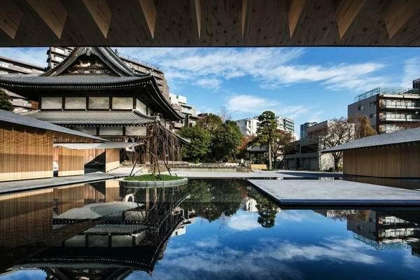 观察|钢结构里的禅思:看日本当代建筑师的寺庙设计