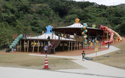 冲绳适合孩子玩耍的五个公园