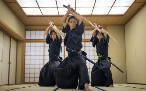 日本剑术、剑道和居合道的区别