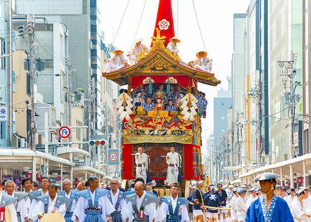 古典又风雅的日本传统文化!为您深入盘点京都5大祭典