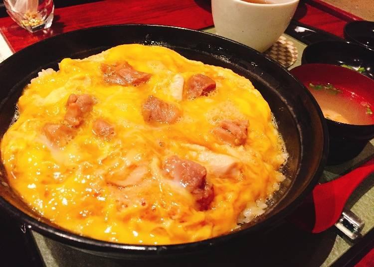 在东京晴空街道享用午餐/1500日元