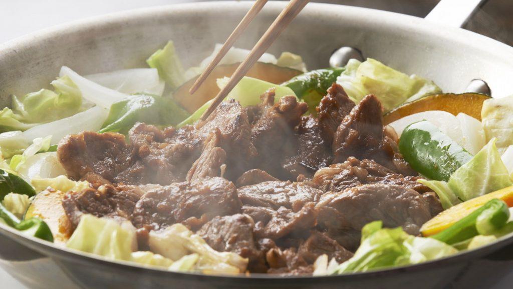成吉思汗烤肉
