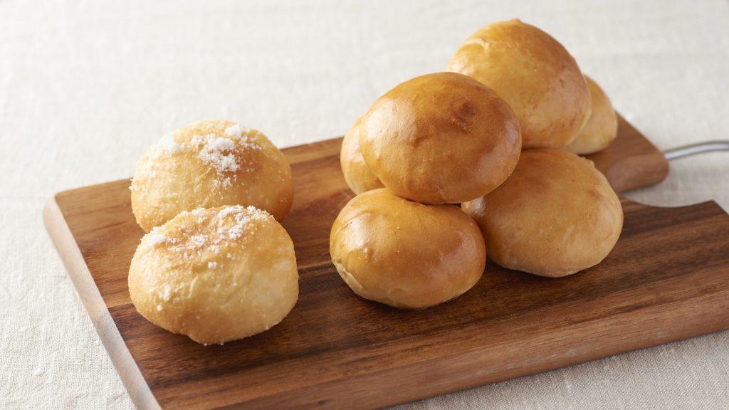 豆沙夹心面包