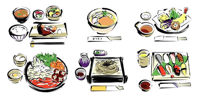 日本料理菜谱