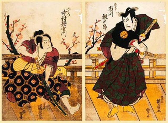 """为什么日本""""武士""""角色能够在江户时代成型?"""