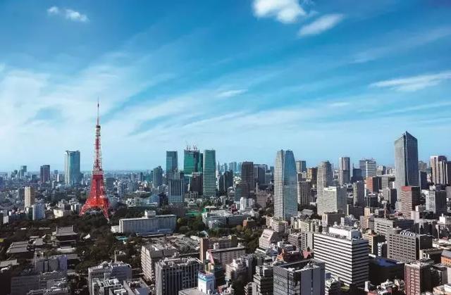 """日本的""""高富帅""""与""""白富美""""住哪里?让收入榜单告诉你"""