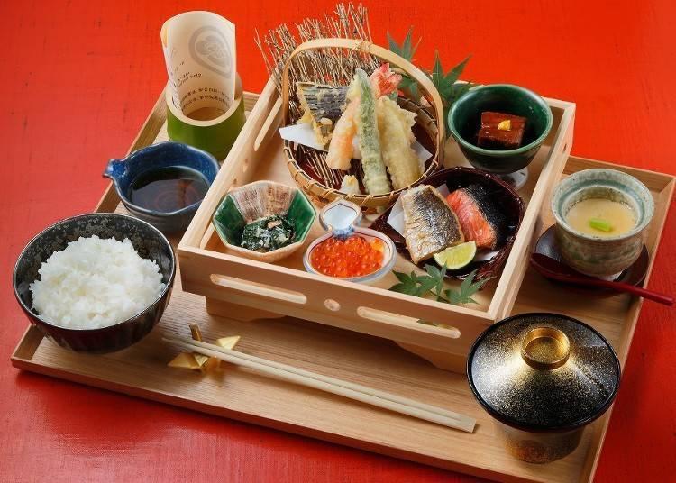 尽情品尝高品质日本米饭-「gihey」(第一航站楼)