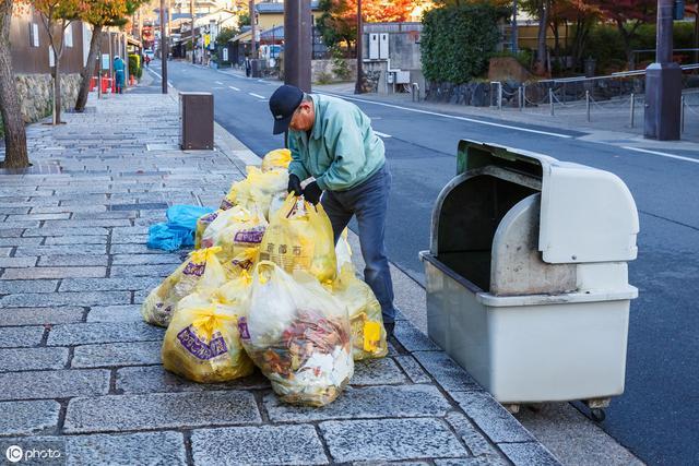 日本:捡垃圾也有可能算偷窃