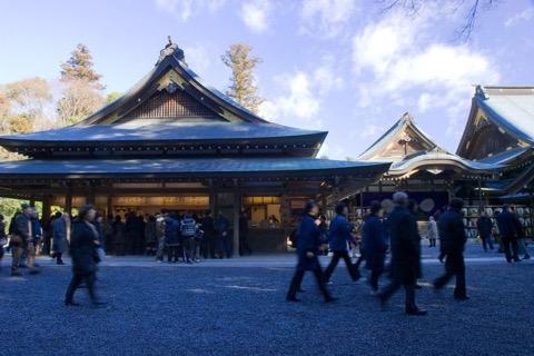 日本第一知名神社・伊势神宫的完整攻略指南