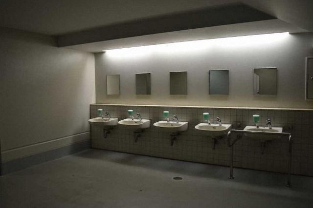 差的不是一点!日本的人性化细致到了球场女厕 这些改变太贴心了