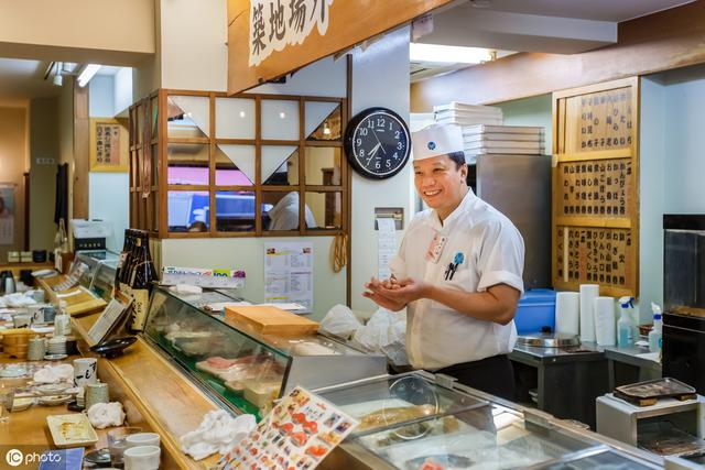日本:怎样成为一名优秀的寿司职人?