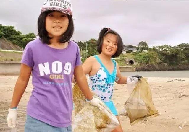日本小孩从小学习的四种品质