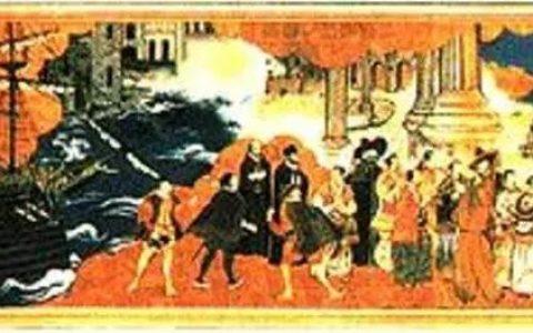 日本德川幕府时代的跨太平洋外交