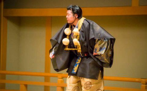 日本传统的喜剧 狂言