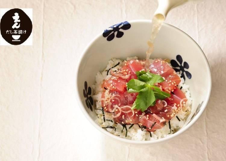 愛上日式高湯滋味-「高湯茶泡飯