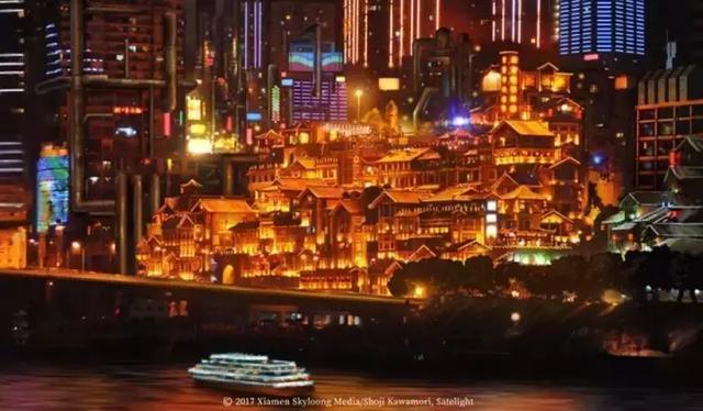 正在被二次元改造的中国城市
