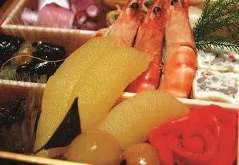 为你揭秘!日本的年夜饭都吃什么?没想到连过年都吃的如此健康