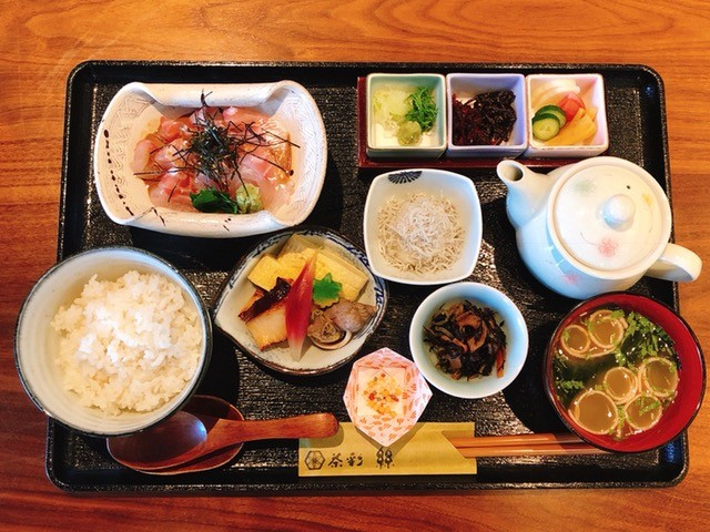 Chasai Ito, Roppongi - Authentic Matcha And Japanese Cuisine In Tokyo