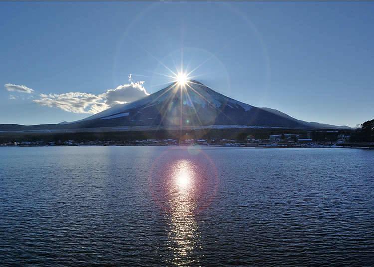 观富士山而知天气?
