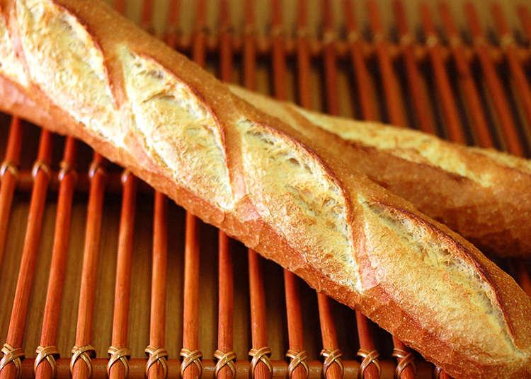 生产日本首个正宗法式面包的店家