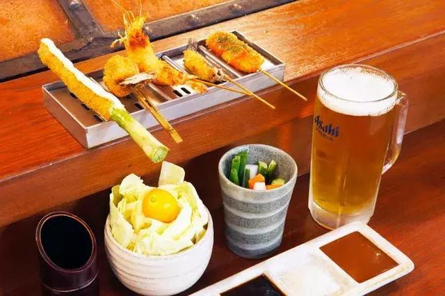 舌尖上的日本 | 大阪人口口相传 最地道好吃的炸串店