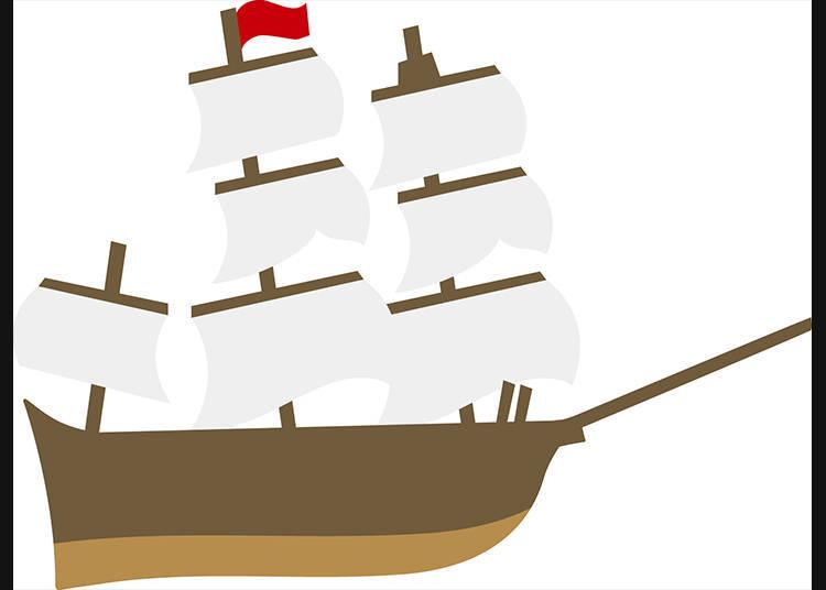 黑船来航和江户时代的结束