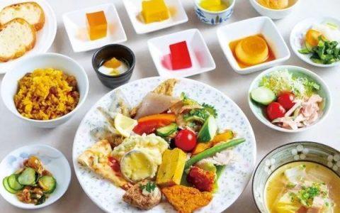 在日本,人均60rmb能吃什么自助餐?