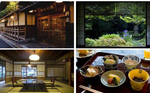 到京都怎么能不奢侈一下?