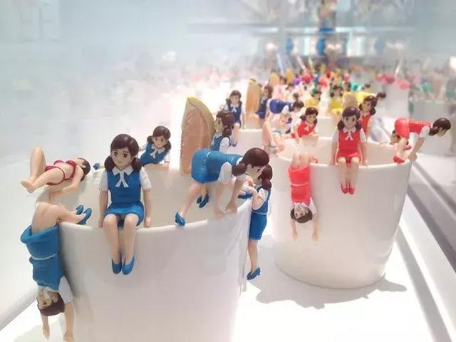 日本扭蛋玩具真给力!年收入319亿日元,万代17年卖了30亿个