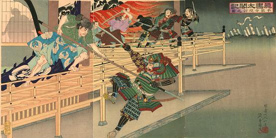 """日本悬案""""本能寺之变""""真相的趣谈"""