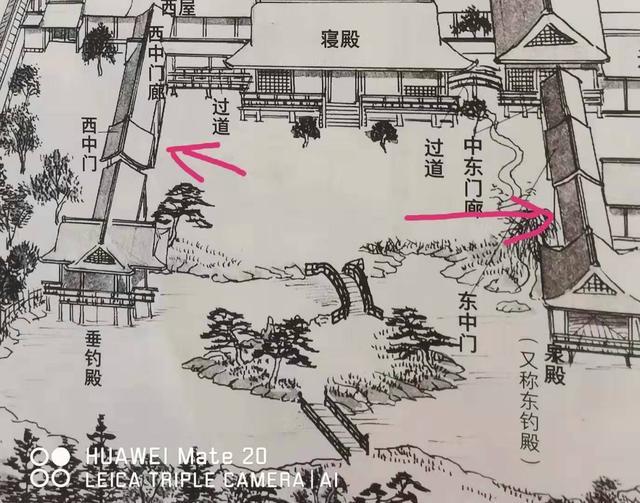 唐代风格影响下,平安朝盛行的日本贵族住宅—寝殿造的布局与特点