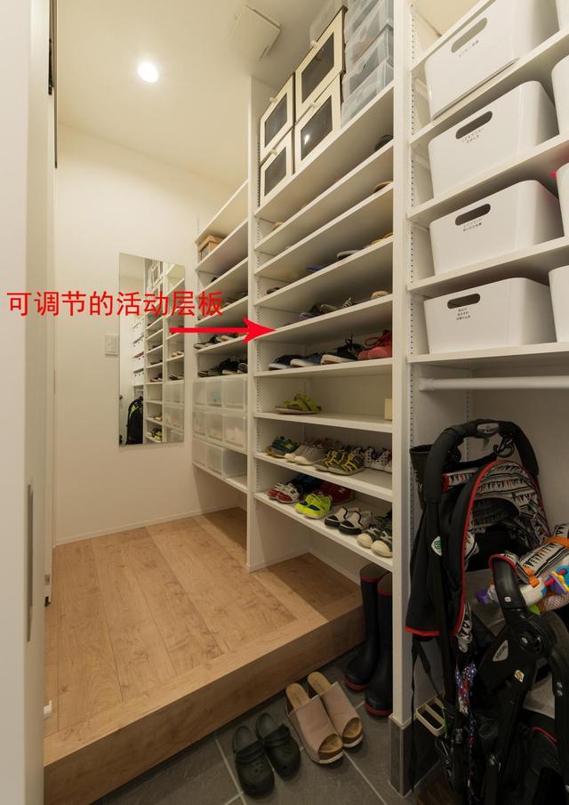 日本人诧异:玄关应该空着,为什么中国业主要在玄关打很多柜子?