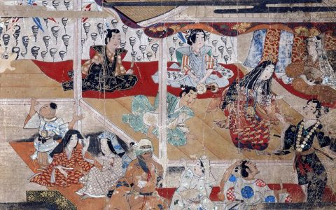 波澜壮阔的历史——江户歌舞伎和戏院