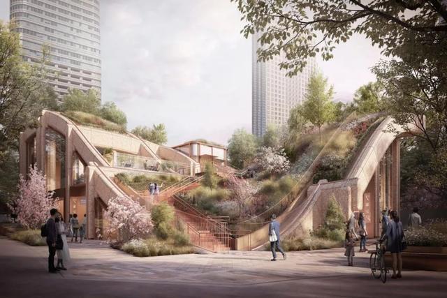 日本耗资400亿联手设计鬼才,建造东京的城市中心