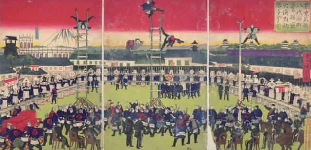 兴盛了整个江户时代的的浮世绘,如何走向衰落?