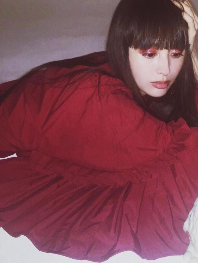 这个上海姑娘,14岁进军日本模特圈,成为了日本的带货女王