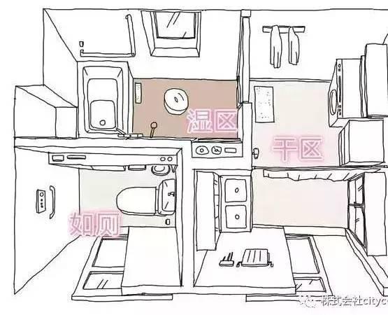 揭秘日本住宅六大细节:房子不漏水、抗震能力一流、空间用到极致……