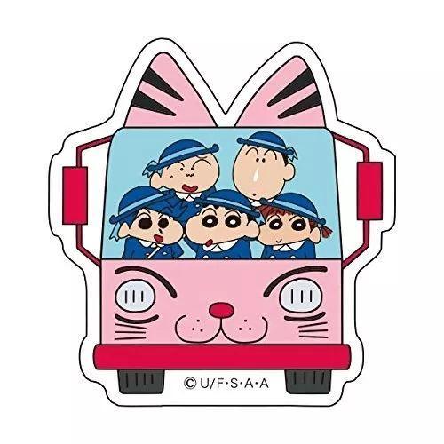 日本幼儿园的校车太可爱了!看着就令人羡慕……