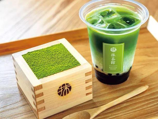 京都那些可爱的甜品,是梦幻的是治愈的味道