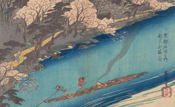 日本江户时代大众文化面面观:从拉面讲到与花魁的交往技巧