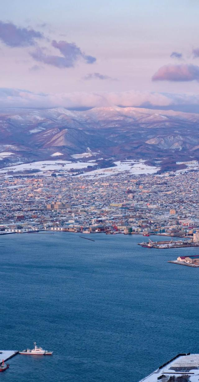 """北海道为什么是丰饶之""""海""""?"""