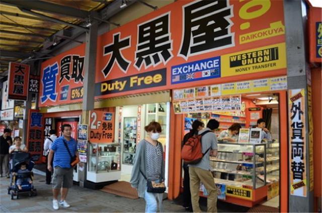 带你领略 日本旧货市场