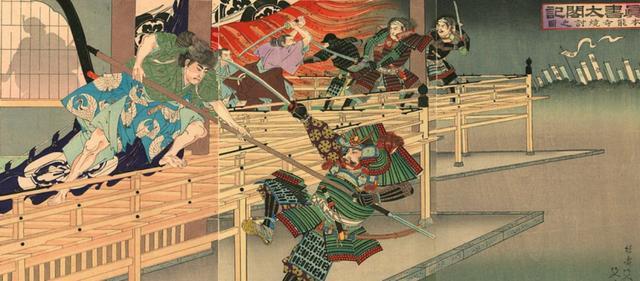 从卑微炮灰到权倾天下,浅谈丰臣秀吉的逆袭之路