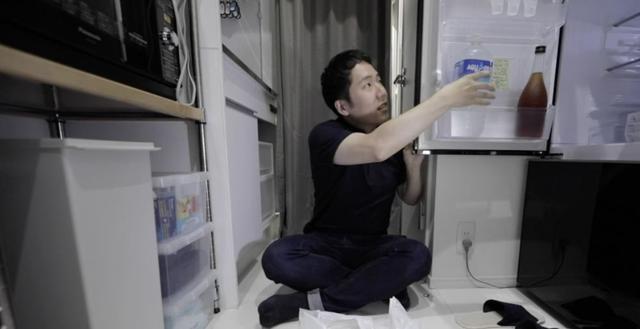 每月7w能在东京租个怎样的房子?网友:看完觉得自家是豪宅啊