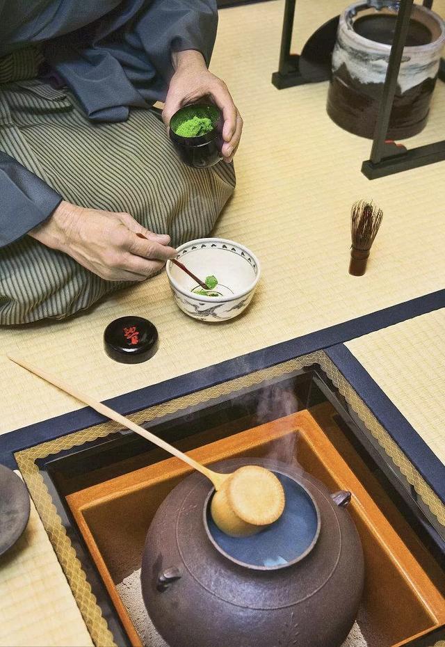日本人把茶分成八个种类,其实在中国都是一种茶