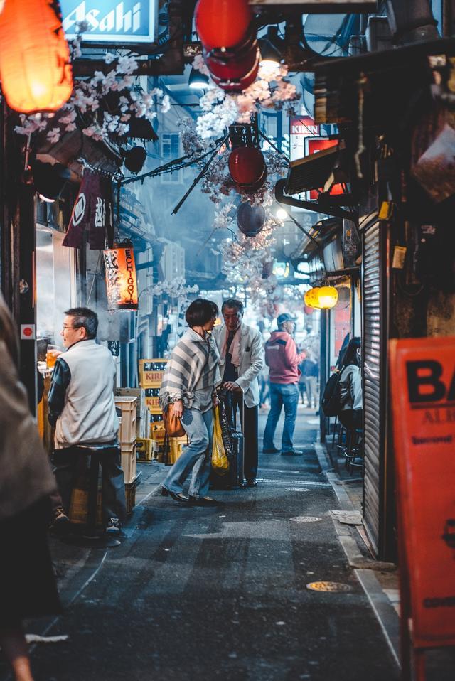 留学日本,命运给与我的,远比我想要的还要多得多