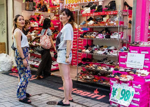 不想在日本被翻白眼?在日本购物试穿时一定要注意这些细节