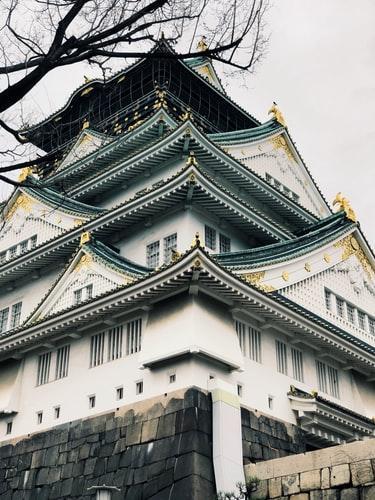 大阪与奈良,大阪因何而建?奈良建造时复制唐朝长安?