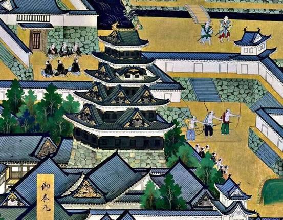 1603年-1868年德川时代日本首都在哪里?其实不是京都而是江户